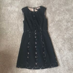 BCBG size 02 black dress